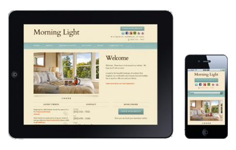 Hotel Mobile Websites